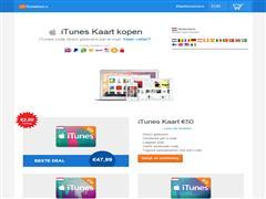De Ituneskaart online kopen