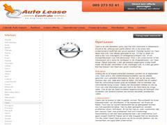 Opel Ampera lease
