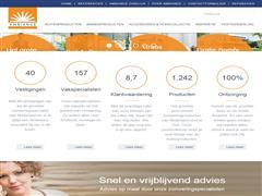 Zonwering IJmuiden: verkoeling én privacy met een zonnescherm IJmuiden