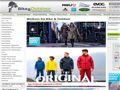 Bike and Outdoor regenkleding Outerwear