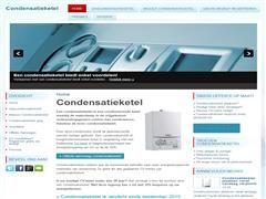 Condensatieketel? www.condensatieketel.net plaatst kwalitatieve condensaiteketels!