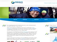Tiefkühllagerung mit der Frigo Group