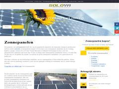 Zonnepanelen kopen? Zonnepanelen installateur Soloya adviseert graag!