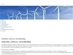 Extra financiële ruimte met subsidie software ontwikkeling