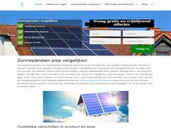 Zonnepanelen aanschaffen: eerst aanbieders vergelijken